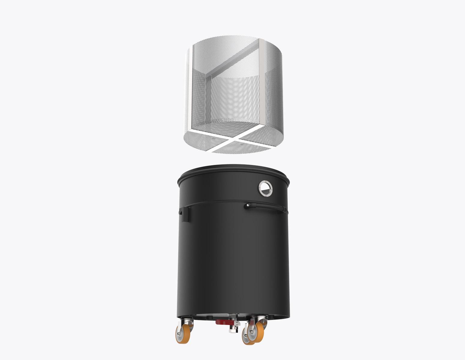 chip-separator-industrial-vacuum-cleaners-ivision-vacuum