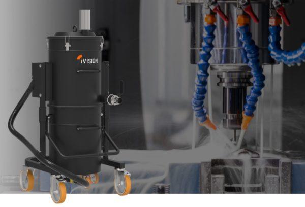 aspiratore industriale per trucioli e liquidi