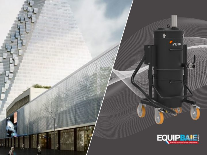 IVISION & EISMO<br/>EQUIPBAIE FRANCE 2018