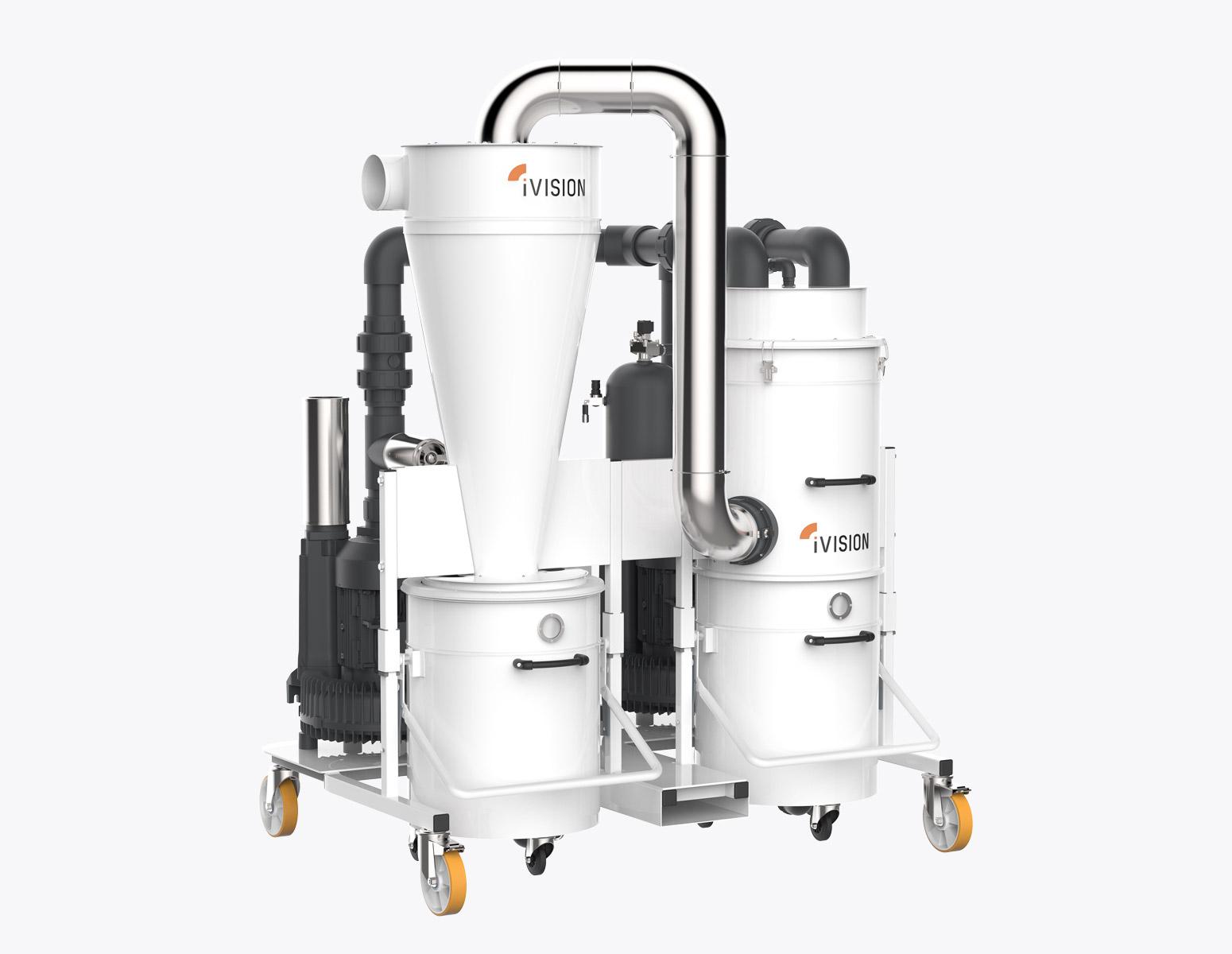 IV CUSTOM PCB-Industrial Vacuum Cleaner for Fiberglass and