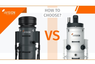How to choose an industrial vacuum cleaner: the complete guide